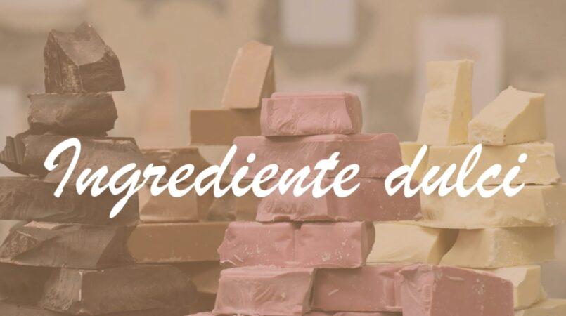 Ingrediente dulci